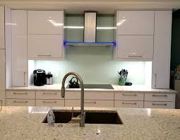 Backsplash For White Kitchen by Mirror Or Glass Backsplash The Glass Shoppe A Division Of
