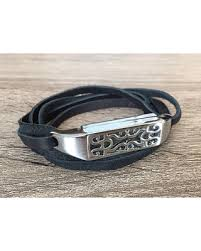 bracelet tracker images Amazing deal on handmade leather bracelet for fitbit flex 2
