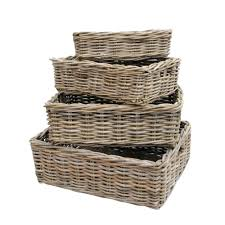 Pottery Barn Baskets With Liners Storage Bins Wicker Basket Storage Boxes Pottery Barn Kids