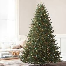 balsam hill color clear lights frosted sugar pine artificial christmas trees balsam hill