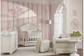7 nursery wall painting ideas for girls colorful mod nursery