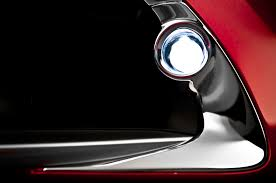 lexus rc f headlights details a closer look at the lexus rc