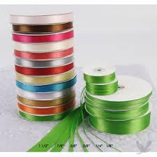 wide satin ribbon satin ribbon shopping online discount crafts satin
