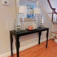 Entry Table Ls Hector Design Get Quote Interior Design Conshohocken