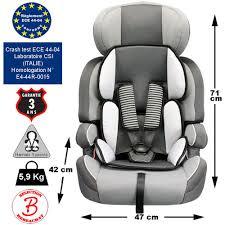 comparatif siege auto groupe 1 2 3 crash test siège auto évolutif groupe 1 2 3 gris pour bébés de 9 kg à 36 kg
