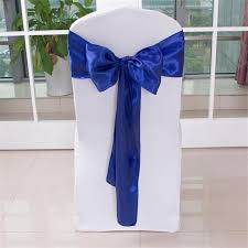 diy chair sashes aliexpress buy 275cm 17cm home hotel wedding banquet party