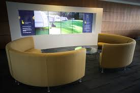 Interactive Meeting Table Interactive Wall At Sap Americas Executive Briefing Center T1v