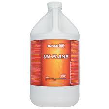 unsmoke un flame fire u0026 flame retardant jon don