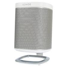 buy flexson desk stand for sonos play 1 john lewis