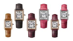 as the iconic tank watch turns 100 cartier releases six new
