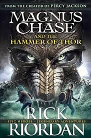 almost hammer time assuming we can find the hammer rick riordan