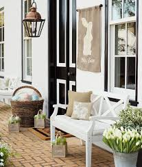 lovely easter outdoor decorations