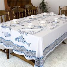 table covers blue haveli