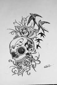 pinterest u0027te 25 u0027ten fazla benzersiz skull butterfly tattoo fikri