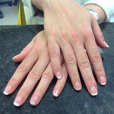 bio sculpture gel and french at lake pearl nails u0026 spa it looks