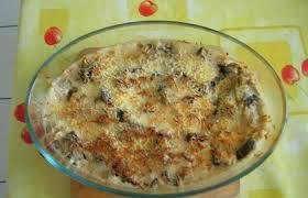 cuisiner le tofu soyeux aubergines gratinées au tofu soyeux recette dukan pl par martine