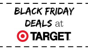black friday deals for target target black friday mission to save