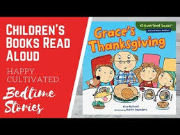 grace s thanksgiving children s book thanksgiving books for