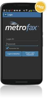 for android mobile get the metrofax mobile app for android metrofax