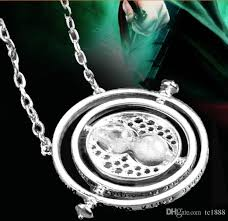 harry potter time necklace images Wholesale popular movie harry potte time turner harry potter jpg
