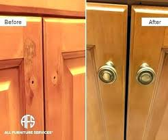 how to touch up stain kitchen cabinets touch up stain on kitchen cabinets advertisingspace info