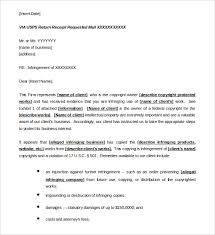 cease and desist letter harassment template 28 images cease