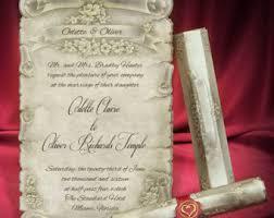 unique invitations unique invitations etsy