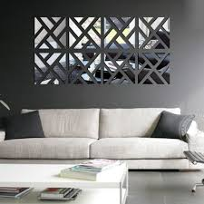mirror decals for walls 100 nice decorating with wall stickers
