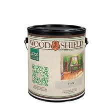 interior wood stain colors home depot ecos 1 gal fallen leaves ecos woodshield interior stain fallen