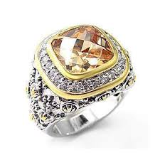 coloured stone rings images Diamond jewelry coloured stone rings manufacturer from gurgaon jpg