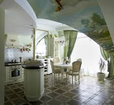 cuisine luxe italienne cuisine moderne à l u0027ameublement baroque remis au goût du jour