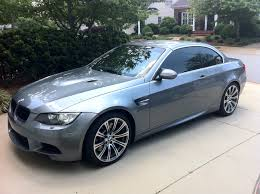 Bmw M3 Blacked Out - e93 space grey blacked out