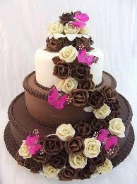 chocolat mariage un wedding cake tout chocolat mariage