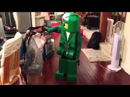 Ninjago Costume Ninjago Costume Youtube