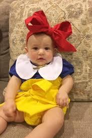 Snow White Halloween Costume Toddler Snow White Piece U2013 Randomregalia