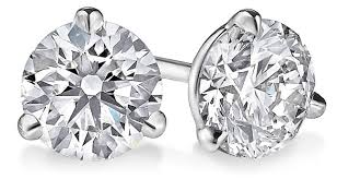 diamond earring studs guide to buying diamond stud earrings ritani