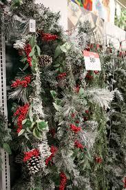 farmhouse flocked wreath bower power