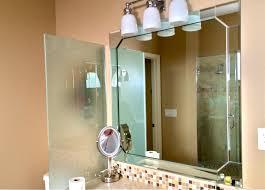beveled mirror strips u2013 estero shower glass u0026 window