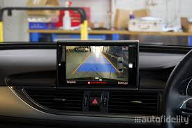 audi parking system advanced audi parking system advanced with integrated rear view for