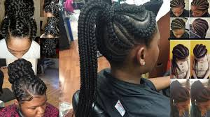 best ghana braids hairstyles trendy and perfect styles for