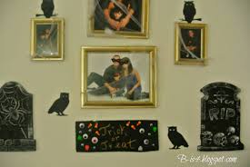 halloween picture frame crafts b is 4 halloween home decor and crafts with dollar tree u0026 giveaway