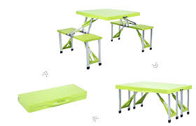 Folding Outdoor Table And Chair Sets Camping Bench And Table U2013 Amarillobrewing Co