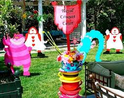 Mad Hatter Tea Party Centerpieces by Mad Hatter Tea Party Decoration Ideas Sandy U0027s Party Plans