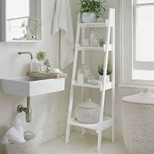 Small Country Bathrooms by Best 25 Bathroom Ladder Shelf Ideas On Pinterest Bathroom