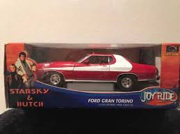 Starsky And Hutch Wallpaper Ertl Joyride 1 18 Scale Starsky U0026 Hutch Ford Gran Torino Ebay
