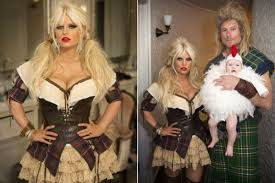 Simpson Halloween Costumes Wowee Meet Jessica Simpson U0027s Tacular Halloween Costume