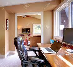 office design office living room combo design living room office
