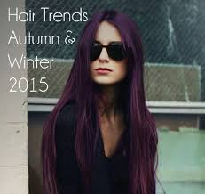 hair colour of 2015 autumn and winter hair colour trends black ivory magazine