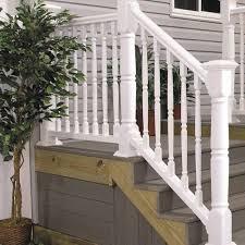 vinyl porch railing kits choosing porch railing kits u2013 home