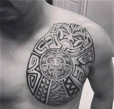 aztec tattoos cool aztec tribal tattoos ink idea for